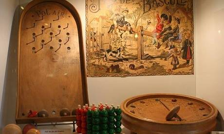 Maison du Bois et du Jouet Entrée pour adultes et enfants à la Maison du Bois et du Jouet