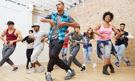 Pacific School Carnet de 5 cours de danse ou fitness au choix chez Pacific School
