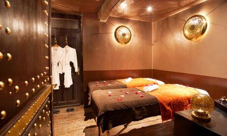 S pacium - Lille Centre Rituel luxe en duo comprenant 2h dans un spa privatif oriental au S pacium - Lille Centre
