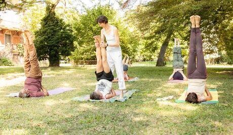 Kamala Yoga by Marianne Estèbe 2 ou 4 séances de yoga au choix pour 1 ou 2 personnes chez Kamala Yoga by Marianne Estèbe