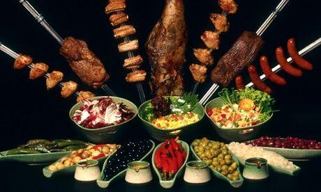 Brasil Grill Rodizio à volonté pour 2 personnes chez Brasil Grill