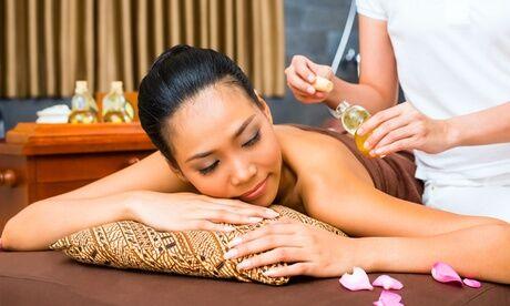 Thaï harmonie spa 1h de modelage thaï aux huiles chaudes, option gommage et hammam pour 1 ou 2 personnes chez Thaï Harmonie Spa