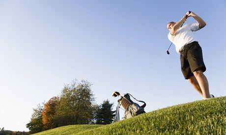 Garden Golf de Gadancourt 1 ou 2 forfaits 4h de cours collectifs avec 4 seaux de balles et prêt matériel au Garden Golf de Gadancourt