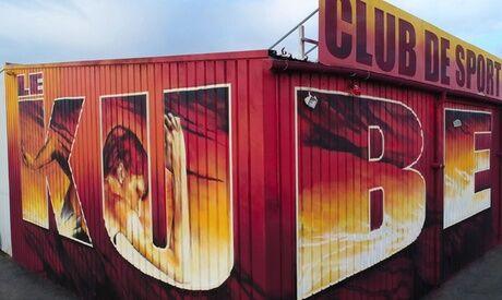 Le Kube 1 mois d'accès illimité aux cours collectifs fitness et à l'espace musculation à la salle de sport Le Kube