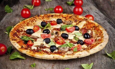 Casa Gioia 1 ou 2 pizzas avec desserts en options à emporter ou en livraison au Restaurant Casa Gioia