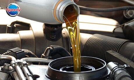 speedy grasse Forfait entretien d'huile semi-synthétique, synthétique ou spécifique chez Speedy Grasse