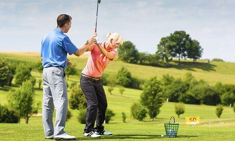 Golf Des Templiers 1 mois de cours de golf illimité au golf des Templiers