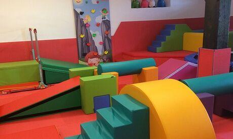Go Baby Gym Sarrebourg 1 ou 3 cours de gym pour enfants (de 10 mois à 10 ans) d'1h au centre Go Baby Gym Sarrebourg