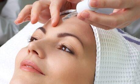 Centre Sismo Soin du visage express anti-âge de 30 min ou au sérum Hyaluserum d'1 heure au Centre Minceur Sismo