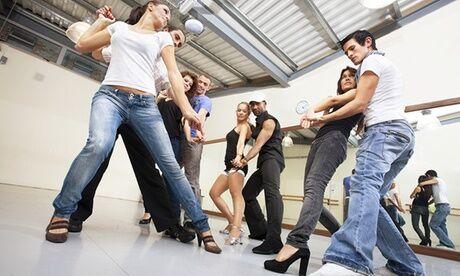 SALSATHEQUE TOULOUSE 10 cours de danse latine pour 1 personne à la Salsathèque de Toulouse
