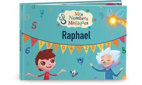 My Magic Story 1, 2 ou 3 livres en ligne ''Mes nombres magiques'' sur le site La magie de mon nom