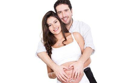 STUDIO MDP Jusqu'à 1h30 de shooting pour femme enceinte ou maman et bébé chez Studio MDP
