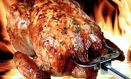 PERLES DE CHALOSSE Repas pour 4 à emporter avec pâté chalossais, poulet rôti Dandieu et pommes de terre chez Perles de Chalosse.
