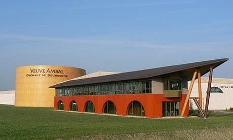 Veuve Ambal Visite du site, dégustation de crémant de Bourgogne et bouteille offerte pour 2 ou 4 chez Veuve Ambal