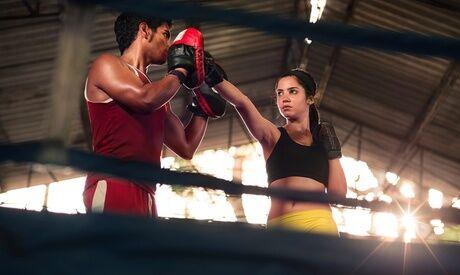 Thau Center Form 10 séances au choix parmi Krav Maga, boxe américaine, full contact, Ju Jitsu pour 1 ou 2 au Thau Center Form