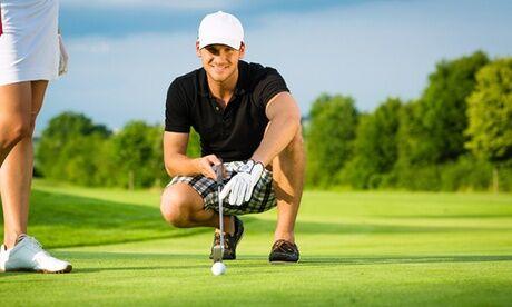 Golf Jacques Laffite Dijon Bourgogne à Norges la Ville 1 mois d'accès au parcours école 6 trous et 4 h de cours pour 1 ou 2 personnes au Golf Jacques Laffite