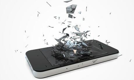 My Phone Réparation de la vitre et LCD pour iPhoneau choix, chez My Phone