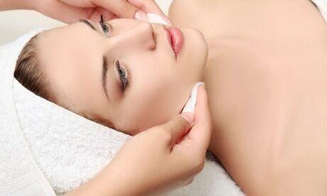Bilitys Beauty Séance de peeling à l'acide glycolique à l'Institut Bilitys Beauty