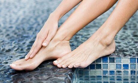 Dar Beauty Pose de vernis semi-permanent mains ou pieds avec option beauté des mains et/ou pieds à l'institut Dar Beauty