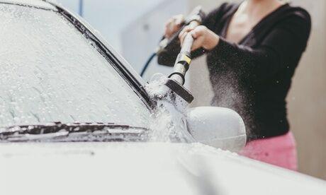 Bes Clean Car Purification de l'air de l'habitacle, option lavage complet et/ou pressing sièges chez Detailcar Le Mans