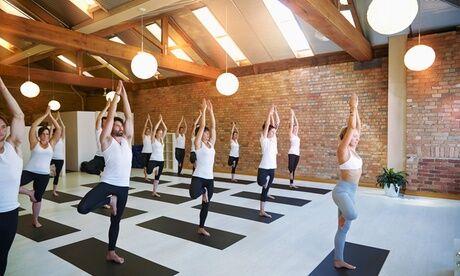Centre de soins naturels 3 ou 10 cours de Kundalini Yoga d'1h30 avec Mahan Gian Kaur