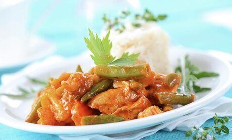 Le Masala de l'Océan Indien Menu en 3 services pour 2 ou 4 personnes au restaurant Le Masala de l'Océan Indien