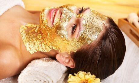 Sabaï Tiaï Beauty Soin du visage à la feuille d'or ou soin minéral luxe aux plantes d'1h avec Sabaï Tiaï Beauty