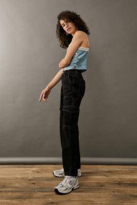 BDG\u00a0- Jeans de skate à coutures contrastantes\u00a0\u00a0- taille: 27W 32L