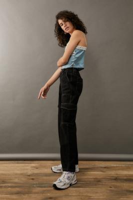 BDG\u00a0- Jeans de skate à coutures contrastantes\u00a0\u00a0- taille: 28W 32L