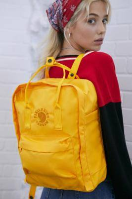 Fjallraven - Sac à dos Re-Kanken- taille: ALL