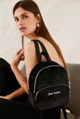 Juicy Couture - Mini sac à dos\u00a0à logo- taille: ALL