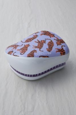 Tangle Teezer,Skinny Dip Teezer Tangle + Skinny Dip Brosse à cheveux compacte tigre- taille: ALL