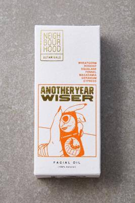 Neighbourhood Botanicals - Huile pour le visage Another Year Wiser\u00a0- taille: ALL