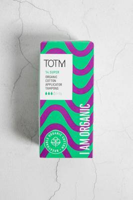 TOTM - Lot de tampons Super avec applicateur- taille: ALL