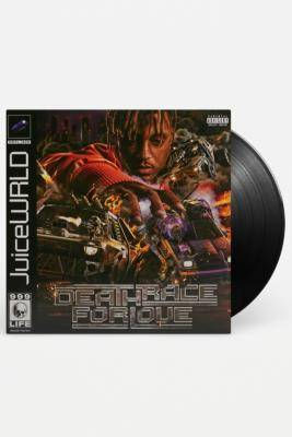 Urban Outfitters Juice WRLD - Death Race for Love 2XLP- taille: ALL