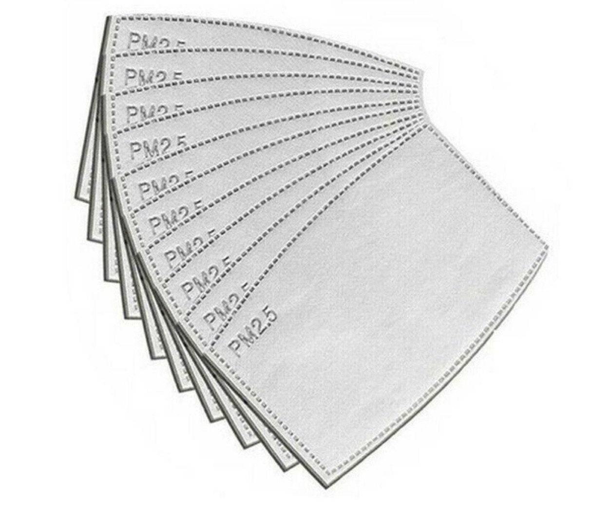 MASQUES DIRECT 30 Filtres pour masques (Protection Maximum) PM2.5