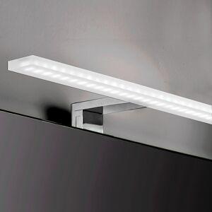 Silumen Applique Miroir Salle De Bain 800 Mm Ip44 Diffuseur Prismatique - Publicité