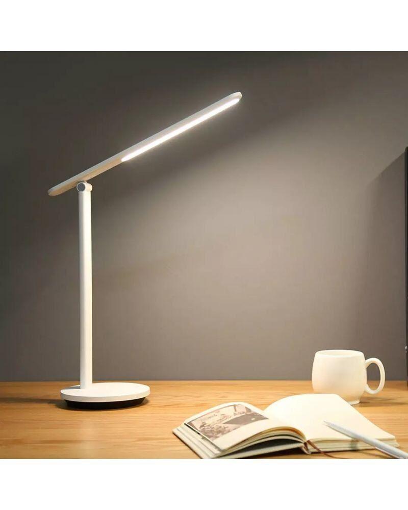 Lampe De Bureau Yeelight Rechargeable Variable Flexible À 180° (+usb)