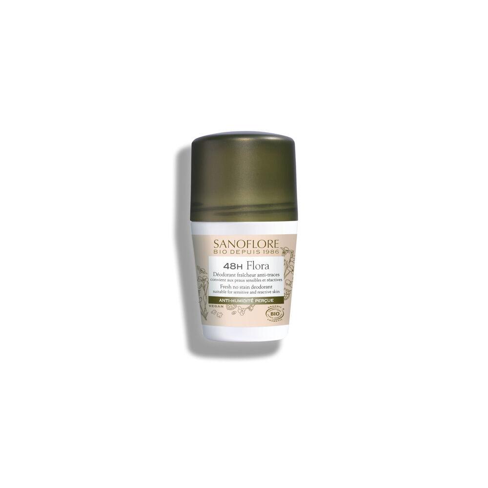 Sanoflore Nuage de fraîcheur Déodorant sans sels d'aluminium sans alcool certifié Bio