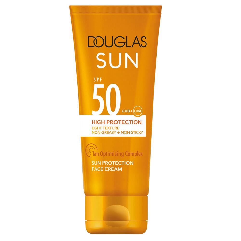 Nocibé Douglas Sun Collection Crème Solaire Visage SPF50