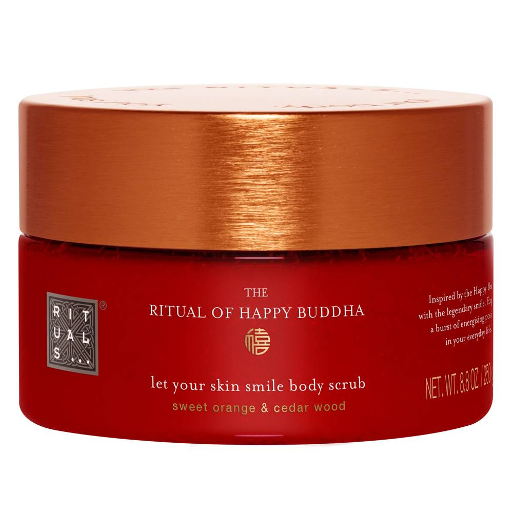 Rituals The Ritual of Happy Buddha Gommage pour le corps