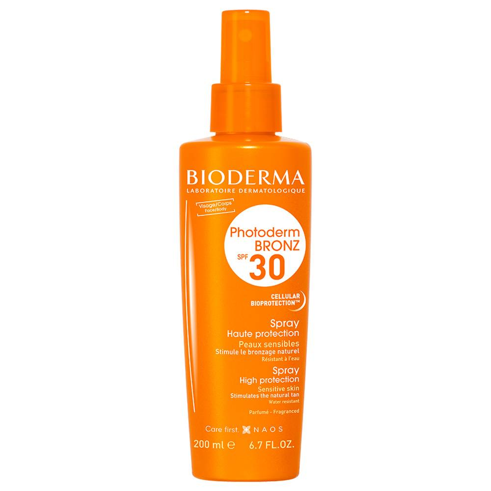Bioderma Photoderm PHOTODERM BRONZ Spray SPF 30 200ml