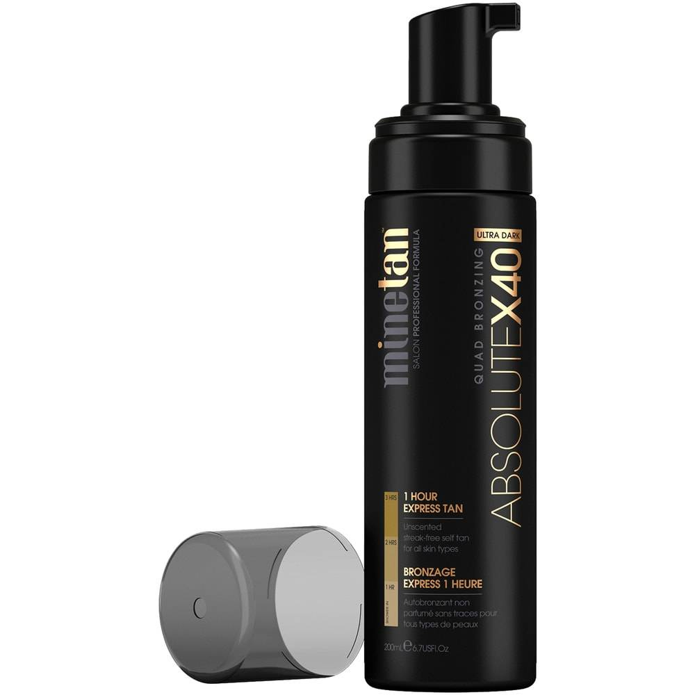 Mine Tan ABSOLUTE X40 SELF TAN Mousse