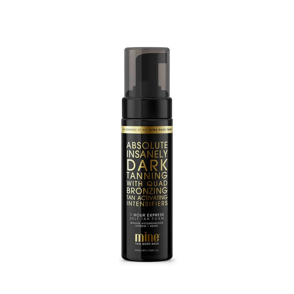 Mine Tan ABSOLUTE X60 SELF TAN Mousse