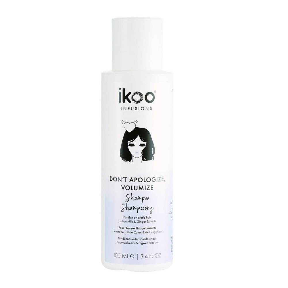ikoo Shampoing Don´t Apologize, Volumize Shampoing