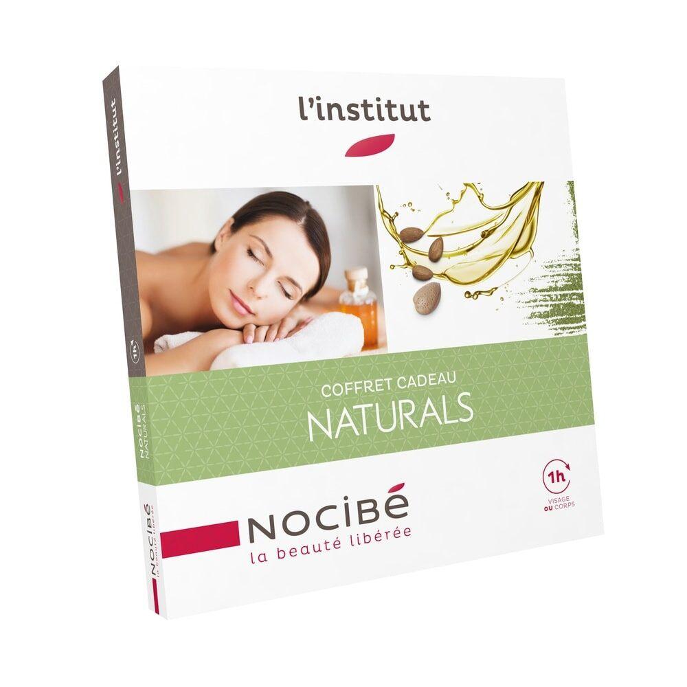 Nocibé Coffret Institut NATURALS Soin visage ou corps Naturals 1h