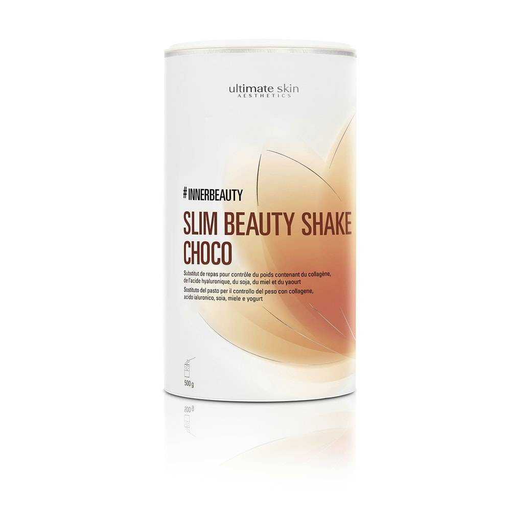 #INNERBEAUTY SLIM + LIFT SHAKE CHOCO Substitut de repas en poudre