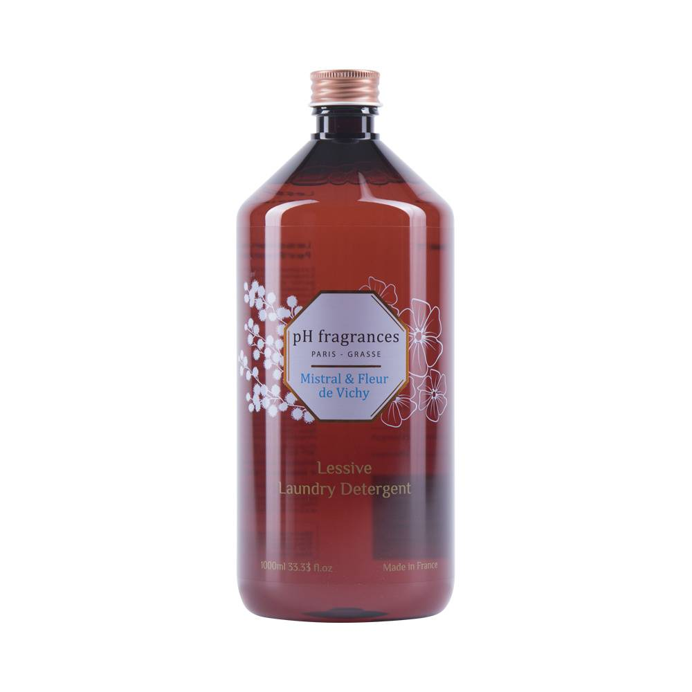 pH fragrances Mistral&Fleur de Vichy Lessive 1 l