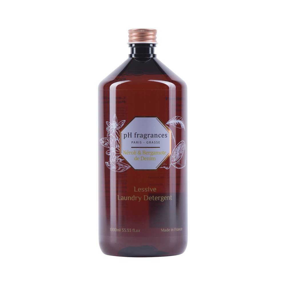 pH fragrances Néroli&Bergamote Lessive 1 l