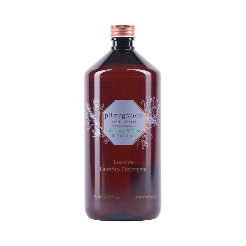 pH fragrances Tubéreuse&Ylang de Pashmina Lessive 1 l